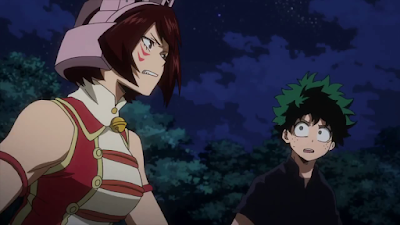 Boku No Hero Academia Season 3 episode 4 sub