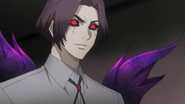 [Sakamatoku] Tokyo Ghoul re - Episode 5